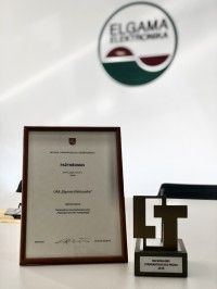 National Standardization Prize 2019