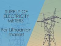 Подписан договор на поставку электросчетчиков